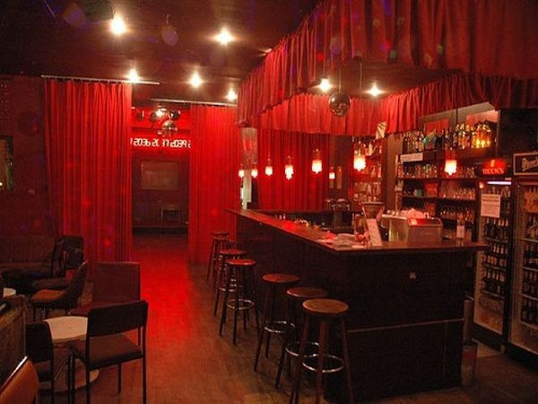 Partyraum In Berlin Club Mitte