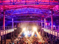 Partyraum: Eventlocation im Industriegelände