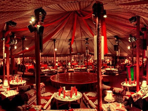 Orientalisches Zelt In Berlin Mieten