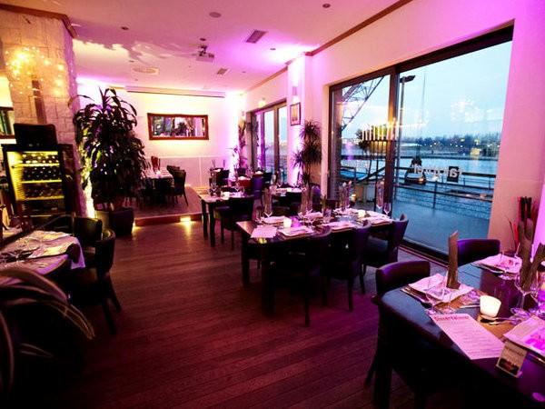 duisburg restaurants hafen