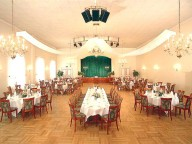 Partyraum: Vielseitige Eventlocation am Waldrand