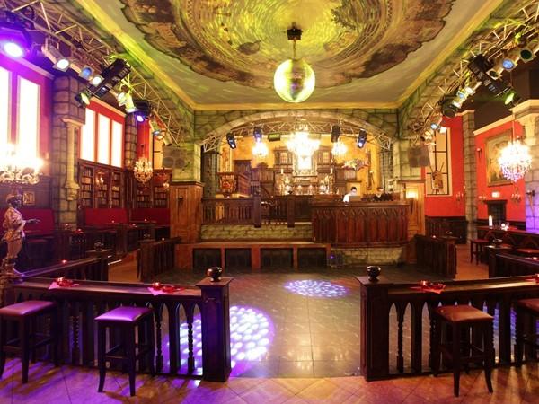 Club mit nostalgischem Ambiente in Gelsenkirchen mieten