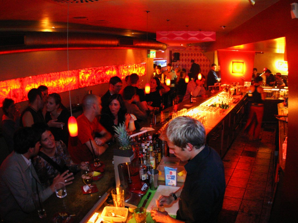 Freiburg single bar