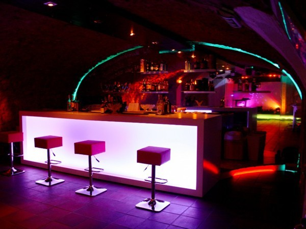 Partyraum In Hochheim: Moderne Lounge Im Kellergewölbe   Bildergalerie