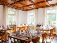 Partyraum: Traditionsreiches Restaurant in Merzhausen
