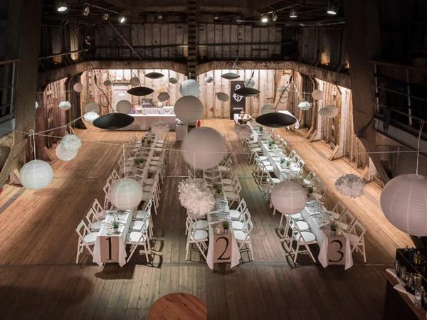 Rustikale eventfl che unter deck in hamburg mieten for Restaurant mannheim hafen