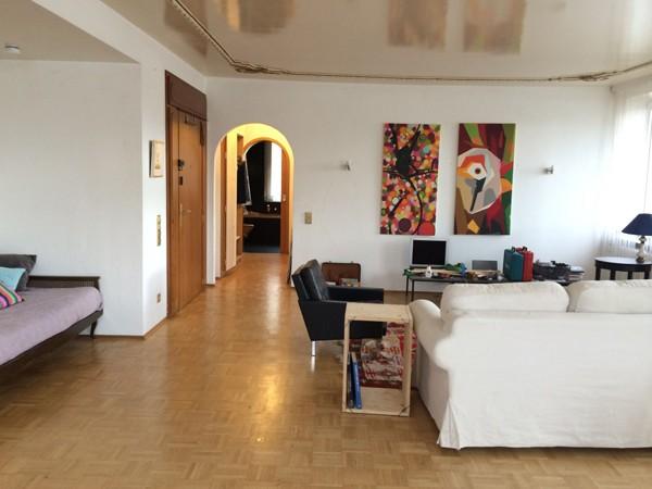 gem tliches stilvolles apartment in d sseldorf mieten. Black Bedroom Furniture Sets. Home Design Ideas