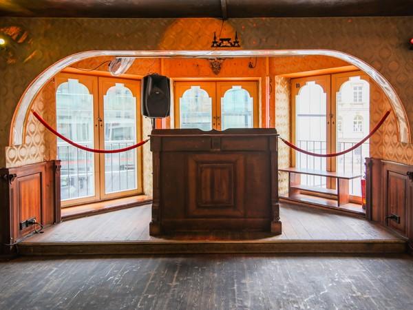 Partyraum Eventcafe Auf Der S U00fcdlichen Kneipenmeile Bildergalerie Wohnzimmer Bremen