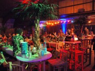 Partyraum: Indoor Strand-Location