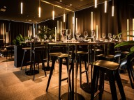 Partyraum: Stilvolles Restaurant und Bar in der City
