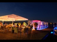 Partyraum: Eventlocation am Hainer See